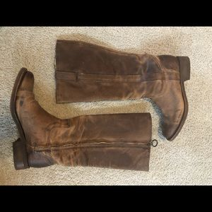 Justin Boots 15inch Fashion Riding Boot